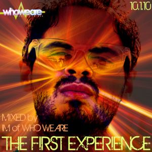 The First Experience - Mixed by Caasi Reflect