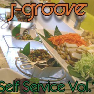 J-Groove -Self Service Vol.1 (Breakbeat promo minimix) All tracks produced by Javy Groove