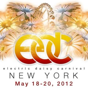 Alesso - Live @ Electric Daisy Carnival New York (USA) 2012.05.19.