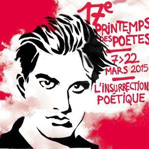 15-03-14 : mix Printemps des Poètes : insurrection poétique !