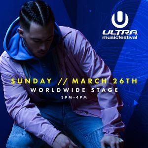 4B - LIVE @ Ultra Worldwide Stage, Ultra Music Festival Miami, 26/03/17