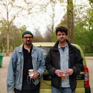 LASZLO UMBREIT & EITAN EFRAT (LIVE) @ Kiosk Radio 01.05.2021