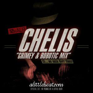 ALBx10: Chelis - 'Grimey & Robotic mix'
