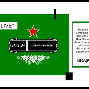 LIVE__AT__HEINEKEN | Ciudad de Panamá x Eugen | SIZE - INTHE PARK | BRA|KA 3.1.15