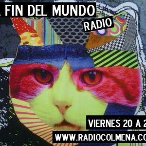 PROGRAMA 5 EL FIN DEL MUNDO RADIO CHOW    2-11-2012