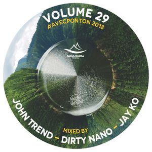 Maestros del Ritmo Vol 29 - Official Mix by JohnTrend DirtyNano JayKo