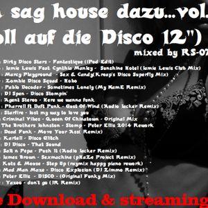"""ich sag house dazu...vol.64 - (voll auf die Disco 12"""")"""