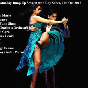 Ray Saber's Saturday Jump Up Session 21st Oct 2017 on www.retrosoulradio.co.uk