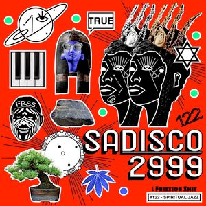 Sadisco #122 - Sadisco 2999
