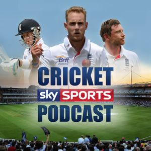 Sky Sports Cricket Podcast- Peter Moores Interview