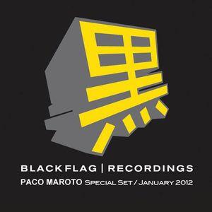 Paco Maroto Special Blackflag Set - Jan 2013