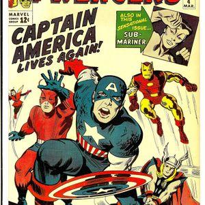 U75GMCP#69: Avengers #4 with Jim Radloff
