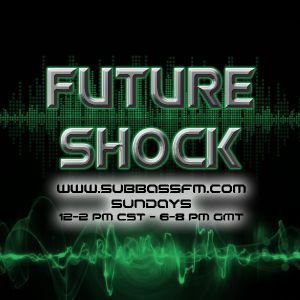 Future Shock Episode 5 - 2013-06-23 - Guest Mix Tryptone