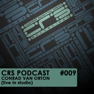 CRS Podcast #009 - Conrad Van Orton (live in studio)