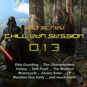 Chill EDM Session 013 by Daji Screw