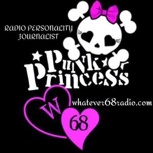 PunkrPrincess Whatever Show Recorded live Saturday 2/14/15 Rockin the best DIY Bands Worldwide
