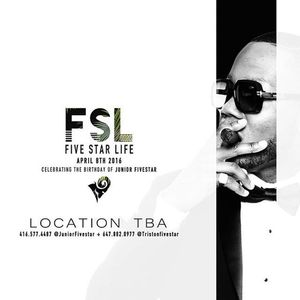 #FiveStarLife 2016 Promo Mix