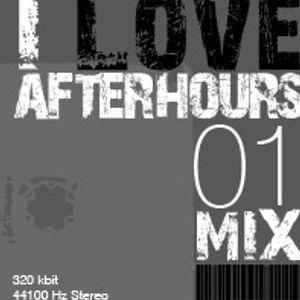 Johnny Haim // I Love Afterhours 01 MIX //