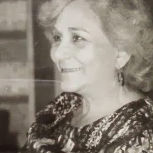 Mujeres Ejemplares: Margarita Nolasco