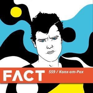 FACT mix 559 - Konx-om-Pax (Jul '16)