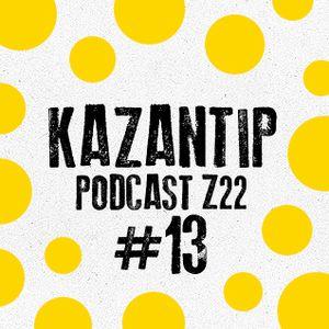 Kazantip Podcast #13 — Andrey Pushkarev