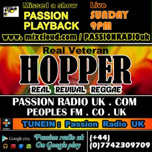 HOPPER & BRICKY peoples fm teamed up passion radio  Tribute show for Foxy 27-03-16