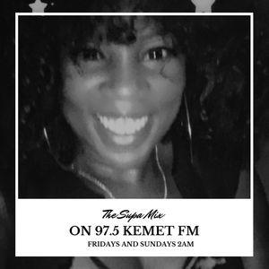 Kemet FM Supa Mix - 005 Old School Garage & UK Funky House