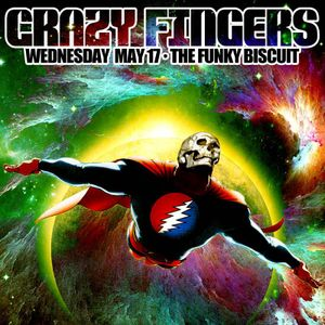 Crazy Fingers - Set II - The Funky Biscuit - Boca Raton, FL - 2017-5-17