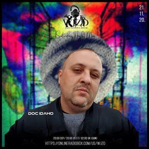 Doc Idaho @ WJZD Radio Detroit 21.11.2020