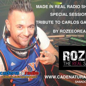 MADE IN REAL RADIO SHOW#064-SPECIAL SESSIONS-TRIBUTE TO CARLOS GALLARDO