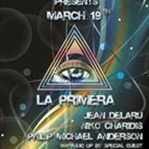 LA PRIMERA Mix (Mar 2011)