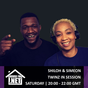 Shiloh & Simeon - Twinz In Session 02 MAR 2019