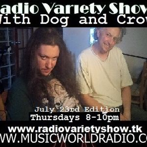 Radio Variety Show with Dog and Crow: The Black Feathers and Many More Golden Nuggets