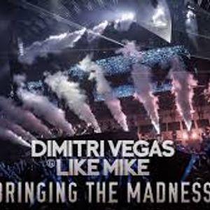 Dimitri Vegas & Like Mike @ Bringing The Madness 3.0 (Antwerp, Belgium) 2015-12-19