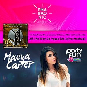 "Da Sylva Mashup ""All The Way Up Vegas"" supported by Maeva Carter @ Pharaonic Festival on Fun Radio"