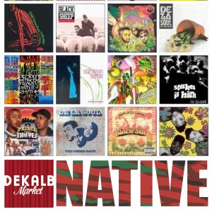 Golden Age Hip-Hop vol1: Native Tongues