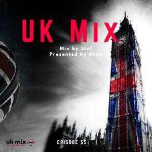 UK Mix RadioShow 55