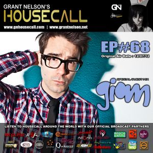 Housecall EP#68 (incl. a guest mix from Giom)