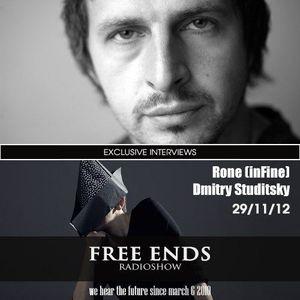Multistyle Show Free Ends 135 - Got Soul (Rone, Dmitry Studitsky)