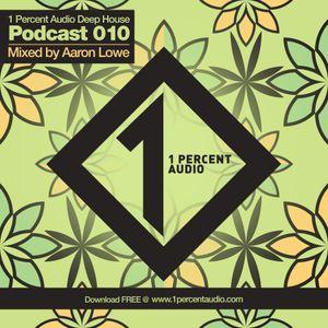 1 Percent Audio Deep House Podcast 010