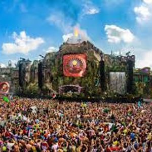 Tomorrowland 2014 Mix (DJ Karubal)