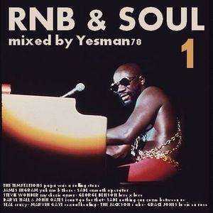 RNB & SOUL vol.1 (The Temptation,Sade,Stevie Wonder,Seal,Marvin Gaye,Jackson 5,Daryl Hall,Ingram)