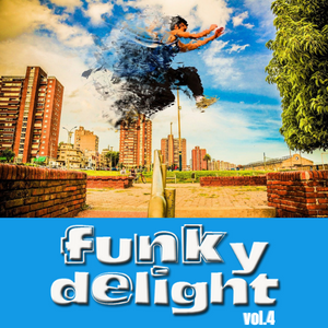 funky delight vol.4 (all 45s)
