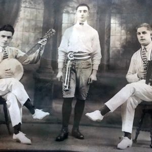 DEATH IS NOT THE END - EARLY IRISH INSTRUMENTAL MADE IN THE USA, 1910-1940 4th April 2020