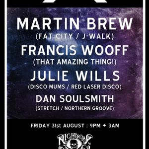 Francis Wooff (That Amazing Thing!) - Exclusive mix for Stretch Local - Aug 2012
