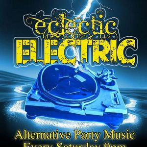 Dj Gregz presents..... Eclectic Electric Extra in Auntie Annies Belfast. Friday 7th Oct 2011 Part 3