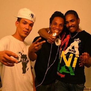 Session annif Micky Jah ! DJ Banton & Apach !!!