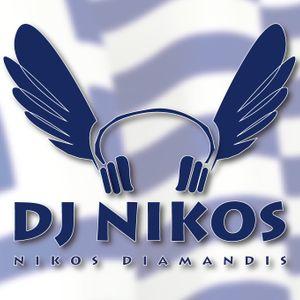 DANCE LIVE MIX-OCTOBER 2015-DJ NIKOS