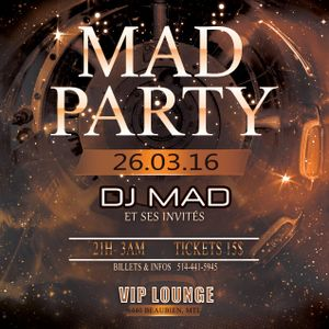 Mad party #1