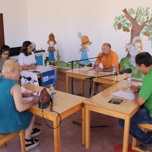 Debate em São Domingos e Vale de Água_ Miróbriga/Leme_Autarquicas_110917